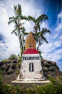2013 - TEAHUPOO - TAHITI - FRENCH POLYNESIA