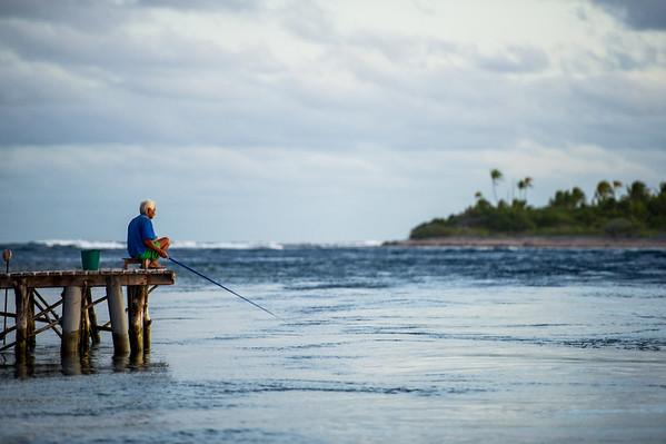 2012 - FAKARAVA - SOUTH PASS - French Polynesia