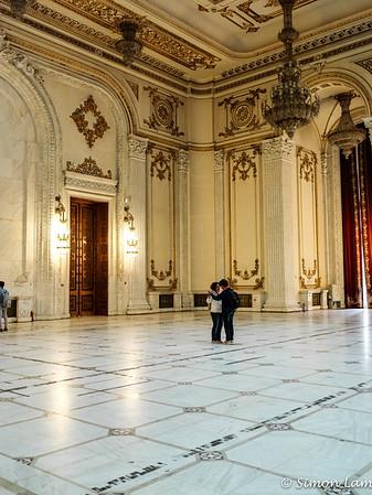 Parliament, Bucharest