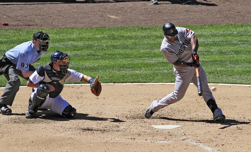 Adrian Beltre, Boston Red Sox (July, 2010)