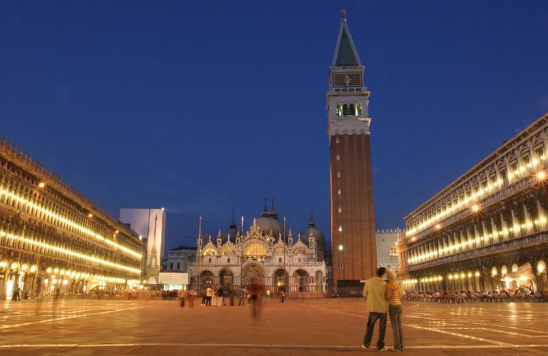 Venice's San Marco Square