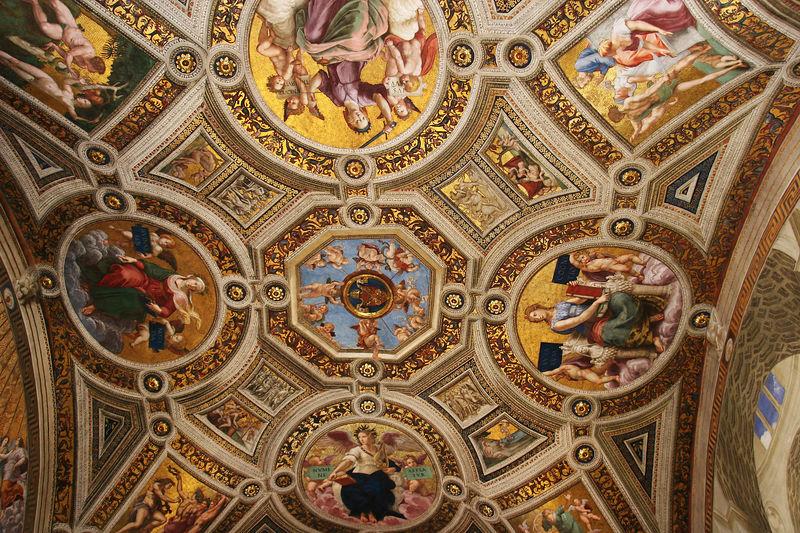 The Corridor of the Vatican