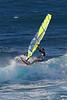 Wind Surfing in Waipio Bay, Maui