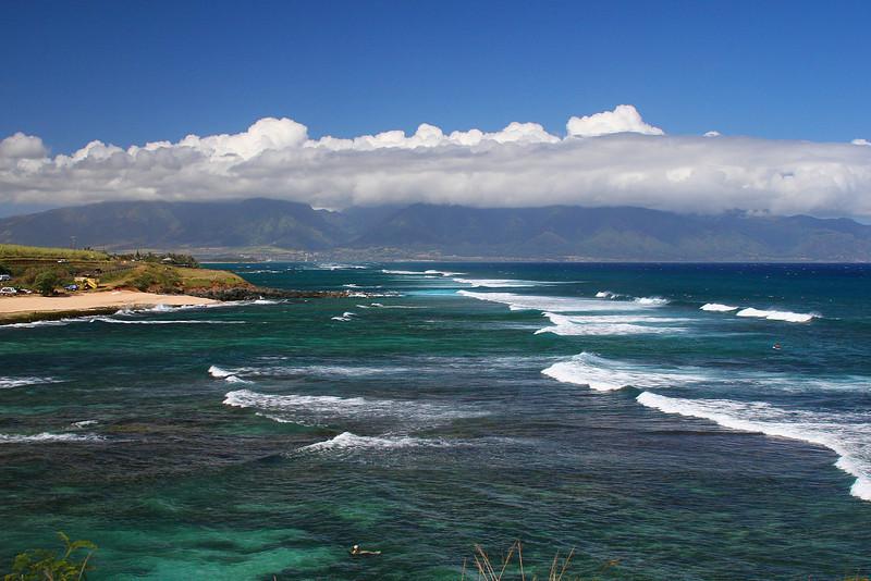 Waipio Bay, Maui