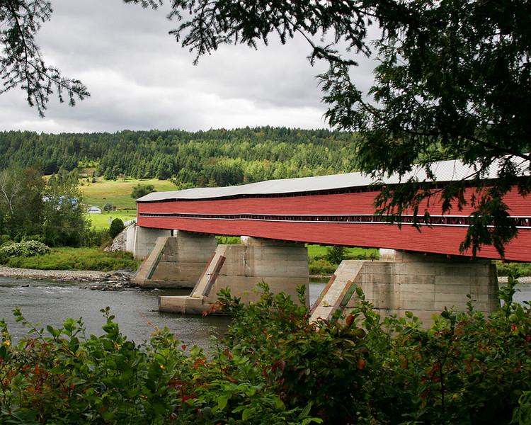 Pont Perreault at Saint-Georges, Quebec