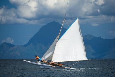 2013 - Tahiti - aout - Régates du Heiva