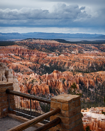 Tourist Corral #31 of Bryce Canyon_
