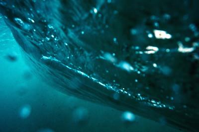 Metallic Agua