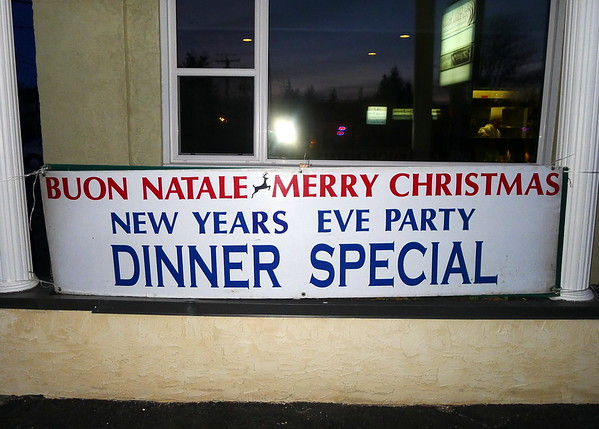 New Year's Eve 2011 (Luna Rossa)