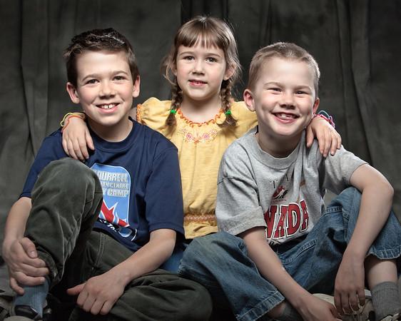 Beau trio