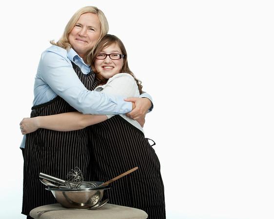 Margaret and Jennifer