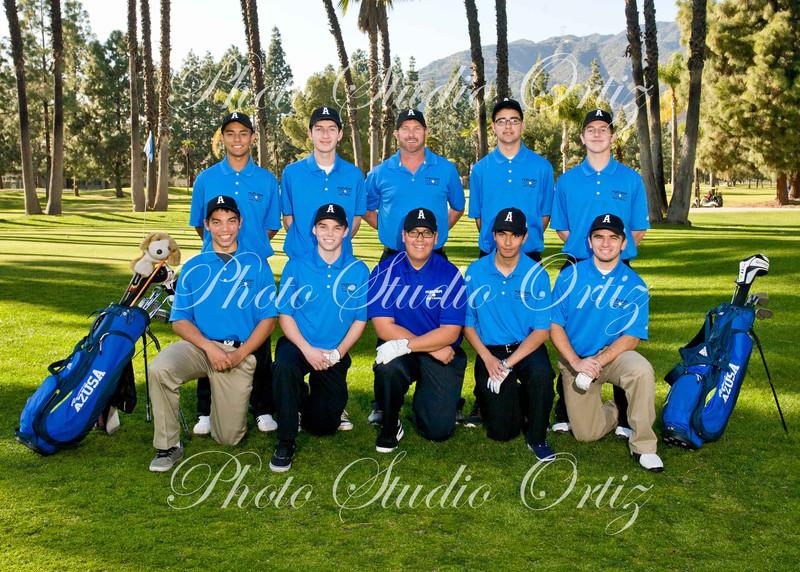 01 Golf Boys Team 2012-2013-1
