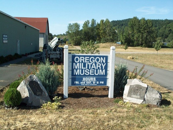 Tracy Thoennes, Curator<br /> EGS Contractor<br /> Oregon Military Museum, Camp Withycombe<br /> 10101 SE Clackamas Road, Clackamas, OR 97015<br /> Phone (503) 557-5359, Fax (503) 557-6713, DSN 355-<br />   <br /> <br /> Originally established in 1975 by the Oregon Military Department as the<br /> state's official military history repository, the Museum honors, preserves<br /> and showcases this remarkable history through exhibits, outreach and<br /> educational programs, an annual Living History Day event, and through<br /> outstanding artifact, library and archives collections.  The Museum relocated<br /> from its former site to make way for construction of the new 41st Infantry<br /> Division Armed Forces Reserve Center, which will serve 1,300 soldiers.  The<br /> Museum's re-opening will be announced at a later date.