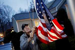 What did make news last week was a neighborhood association's quibble with how the 90-year-old veteran chose to fly the American flag outside his suburban Virginia home. Seems the rules said a flag could be flown on a house-mounted bracket, but,  for decorum, items such as Barfoot's 21-foot flagpole were unsuitable.