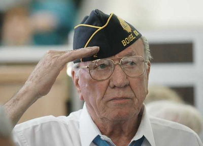 US Army Medal of Honor Recipient Ed Freeman