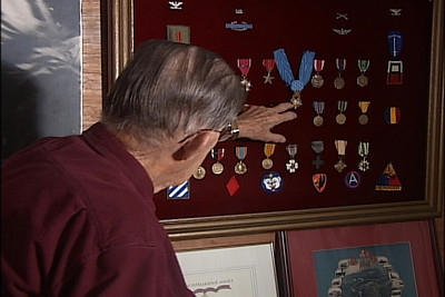 Van T. Barfoot's Medal of Honor citation: