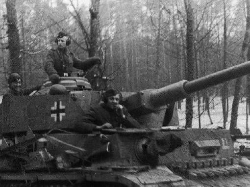 If that wasn't enough for a day's work, he later took on and destroyed three German tanks sent to retake the machine gun positions.