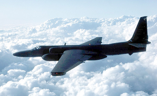 "The U-2 remains in frontline service more than 50 years after its first flight despite the advent of surveillance satellites. This is primarily due to the ability to direct flights to objectives at short notice, which satellites cannot do. The U-2 has outlasted its Mach 3 SR-71 replacement, which was retired in 1998.<br /> <br /> A classified budget document approved by the Pentagon on 23 December 2005 called for the termination of the U-2 program no earlier than 2012, with some aircraft being retired by 2007.[27] In January 2006, Secretary of Defense Donald Rumsfeld announced the pending retirement of the U-2 fleet as a cost-cutting measure, and as part of a larger reorganization and redefinition of the Air Force's mission that includes the elimination of all but 56 B-52s and a complete reduction in the F-117 Nighthawk fleet.[28] Rumsfeld said that this will not impair the Air Force's ability to gather intelligence, which will be done by satellites and a growing supply of unmanned RQ-4 Global Hawk reconnaissance aircraft.<br /> U-2 and E-3<br /> A U-2 taxis in front of an E-3 Sentry before a mission in 2010<br /> <br /> Retirement of the U-2 has been delayed by gaps in capability if the fleet was removed from service.[29] In 2009, the Air Force stated that it planned to extend the U-2 retirement from 2012 until 2014 or later to allow more time to field the RQ-4 Global Hawk as a replacement.[30] Beginning in 2010, the RQ-170 Sentinel began replacing U-2s operating from Osan Air Base, South Korea.[31]<br /> <br /> Upgrades late in the War in Afghanistan gave the U-2 greater reconnaissance and threat-detection capability.[32] As of early 2010, U-2s from the 99th Expeditionary Reconnaissance Squadron have flown over 200 missions in support of Operations Iraqi Freedom and Enduring Freedom; as well as Combined Joint Task Force – Horn of Africa.[33]<br /> <br /> A U-2 was stationed in Cyprus in March 2011 to help in the enforcement of the no-fly zone over Libya,[34] and a U-2 stationed at Osan Air Base in South Korea was used to provide imagery of the Japanese nuclear reactor damaged by the 11 March 2011 earthquake and tsunami.[35]<br /> <br /> In March 2011, it was projected that the US's fleet of 32 U-2s would be operated until 2015. The Obama administration requested $91 million to maintain the U-2 program.[36] The Air Force will replace the U-2s with RQ-4s before fiscal year 2015. Proposed legislation would require that its replacement be a cost-savings over the U-2 before replacement could occur.[29]<br /> [edit] Republic of China (Taiwan)<br /> Official emblem of the Black Cat Squadron.<br /> <br /> The only other U-2 operator was the Republic of China (Taiwan), which flew missions mostly over the People's Republic of China (PRC). Since the 1950s, the Republic of China Air Force had used the RB-57A/D aircraft for reconnaissance missions over the PRC, but suffered two losses when MiG-17s and SA-2 Surface-to-Air Missiles were able to intercept the aircraft.<br /> <br /> In 1958, ROC and American authorities reached an agreement to create the 35th Squadron, nicknamed the Black Cat Squadron, composed of two U-2Cs in Taoyuan Airbase in northern Taiwan, at an isolated part of the airbase. To create the typical misdirections at the time, the unit was created under the cover of high altitude weather research missions for ROCAF. To the US government, the 35th Squadron and any US CIA/USAF personnel assigned to the unit were known as Detachment H on all documents. But instead of being under normal USAF control, the project was known as Project RAZOR,[37][38] and was run directly by CIA with USAF assistance.<br /> <br /> Each of the 35th Squadron's operational missions had to be approved by both the US and the Taiwan/ROC presidents beforehand. To add another layer of security and secrecy to the project, all US military and CIA/government personnel stationed in Taoyuan assigned to Detachment H were issued official documents and ID with false names and cover titles as Lockheed employees/representatives in civilian clothes. The ROCAF pilots and ground support crew would never know their US counterpart's real name and rank/title, or which US government agencies they were dealing with.<br /> <br /> A total of 26 out of 28 ROC pilots sent to the US completed training between 1959 and 1973, at Laughlin Air Force Base, Texas.[39] On the night of 3 August 1959, a U-2 on a training mission, out of Laughlin AFB, Texas, piloted by Maj. Mike Hua of ROC Air Force, made a successful unassisted nighttime emergency landing at Cortez, Colorado, that was later known as Miracle at Cortez, and Major Hua was later awarded the US Air Force Distinguished Flying Cross for saving the top secret aircraft.[40][41][42][43]<br /> <br /> In July 1960, the CIA provided the ROC with its first two U-2Cs, and in December the squadron flew its first mission over mainland China. Other countries were also covered from time to time by the 35th Squadron, such as North Korea,[44] North Vietnam and Laos, but the main objective of the ROC 35th Squadron was to conduct reconnaissance missions assessing the PRC's nuclear capabilities. For this purpose the ROC pilots flew as far as Gansu and other remote regions in northwest China. Some of the missions, due to mission requirements and range, plus to add some element of surprise, had the 35th Squadron's U-2s flying from or recovered at other US air bases in Southeast Asia and Eastern Asia, such as K-8 (Kunsan) in South Korea, or Tikhli in Thailand. All US airbases in the region were listed as emergency/ alternate recovery airfields and could be used besides the 35th Squadron's home base at Taoyuan airbase in Taiwan. Initially, all film taken by the Black Cat Squadron would be flown to Okinawa or Guam for processing and development, and the US forces would not share any of the mission photos with Taiwan. Only in late 1960s did the USAF agree to share a complete set of mission photos and help Taiwan set up a photo development and interpretation unit at Taoyuan AB.<br /> <br /> In 1968, the ROC U-2C/F/G fleet was replaced with the newer U-2R. However, with the coming of the Sino-Soviet split and the rapprochement between the US and the PRC, the ROC U-2 squadron stopped entering Chinese airspace, and instead only conducted electronic intelligence-gathering plus photo-reconnaissance missions with new Long-Range Oblique Reconnaissance (LOROP) cameras on the U-2R while flying over international waters. The last U-2 aircraft mission over mainland China took place on 16 March 1968. After that, all missions had the U-2 aircraft fly outside a buffer zone at least 20 nautical miles (37 km) around China.<br /> <br /> During his visit to China in 1972, US President Richard Nixon promised the Chinese authorities to cease all reconnaissance missions near and over China, though this was also made practical because US photo satellites by 1972 were able to provide better overhead images without risking losing aircraft and pilots, or provoking international incidents. The last 35th Squadron mission was flown by Sungchou ""Mike"" Chiu on 24 May 1974.[45]<br /> <br /> At the end of ROC's U-2 operations, out of a total of 19 U-2C/F/G/R aircraft operated by the 35th Squadron from 1959 to 1974, 11 were lost.[46] The squadron flew a total of about 220 missions,[47] with about half over mainland China, resulting in five aircraft shot down, with three fatalities and two pilots captured, and another six U-2s lost in training with six pilots killed.[46][48] On 29 July 1974, the two remaining U-2R aircraft in ROC possession were flown from Taoyuan AB in Taiwan to Edwards AFB, California, US, and turned over to the USAF."