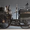 This is the oldest motor vehicle car in the world that still runs. <br /> It was built one year before Karl Benz and Gottlieb Daimler invented the internal combustion engine. <br /> The world's oldest running motor vehicle has been sold at auction for an astonishing $4.62 million (R36.5-million), more than double the pre-sale estimate, as two bidders chased the price up in a three-minute bidding war. <br /> The 1884 De Dion Bouton et Trepardoux Dos-a-Dos Steam Runabout drew a standing ovation as it was driven up onto the stage at Friday's RM Auction in Hershey, Pennsylvania - to prove that this 127-year-old car really does run! - and attracted a starting bid of $500 000, which was immediately doubled to $1 million. <br /> Encouraged by the applauding crowd, the bidding went swiftly up to $4.2 million (R33 million) - 4.62 million (R36.5 million) including the 10 percent commission - before the car was knocked down to a unnamed buyer. <br /> The Dos-a-Dos (Back-to-Back) Steam Runabout was built in 1884 by George Bouton and Charles-Armand Trepardoux for French entrepreneur Count de Dion, who named it 'La Marquise' after his mother. <br /> In 1887, with De Dion at the tiller, it won the world's first ever motor race (it was the only entrant to make the start line!) covering the 32km from the Pont de Neuilly in Paris to Versailles and back in one hour and 14 minutes (an average of 25.9km/h) and, according to contemporary reports, hitting a breathtaking 60km/h on the straights! <br /> La Marquise has only had four owners, remaining in one family for 81 years, and has been restored twice, once by the Doriol family and again by British collector Tom Moore in the early 1990's. Since then, it has taken part in four London-to-Brighton runs and collected a double gold at the 1997 Pebble Beach <br /> d'Elegance in California. <br /> Count de Dion winning the first ever motor race.