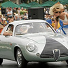 1962 Alfa Romeo SZ Coda Tronca Zagato Coupé<br /> owned by Scott Gauthier from Scottsdale, Arizona<br /> 1st Class E-7 (Alfa Romeo Postwar)
