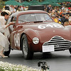 1947 Alfa Romeo 6C 2500 Competizione Berlinetta<br /> owned by David and Jody Smith from Medina, Washington<br /> 2nd Class E-8 (Alfa Romeo Postwar Sports Racing)