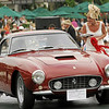 1960 Ferrari 250 SWB Scaglietti Berlinetta Competizion<br /> owned by Jonathan Feiber & Heather Buhr from Atherton<br /> 2nd Class M-2 (Ferrari Competition)