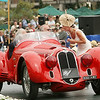 1938 Alfa Romeo 8C 2900 MM Touring Spyder<br /> owned by Ralph Lauren from New York, New York<br /> 1st Class E-2 (Alfa Romeo Prewar Race Cars)