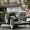 1931 Duesenberg Model J Franay Convertible Sedan<br /> owned by James M. Glickenhaus from Rye, New York<br /> 2nd Class G (Duesenberg)