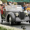 1937 Alfa Romeo 8C 2900B Pinin Farina Cabriolet<br /> owned by Lawrence Auriana from Stamford, Connecticut<br /> 2nd Class E-5 (Alfa Romeo 8C 2900)
