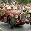 1936 Alfa Romeo 8C 2900 A Botticella Spyder Corsa<br /> owned by Antonius Meijer from St. Etienne du Gres, France<br /> 3rd Class E-2 (Alfa Romeo Prewar Race Cars)