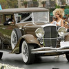 1935 Duesenberg Model J Judkins Berline<br /> owned by William B. Ruger, Jr. from Newport, New Hampshire<br /> 3rd Class G (Duesenberg)