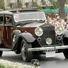 1933 Rolls-Royce Phantom II Continental Barker Touring Saloon<br /> owned by Philip M. Tatarowicz from Hinsdale, Illinois<br /> 3rd Class H (Rolls-Royce Prewar)