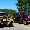 Photo taken at Blue Berry Hill Farm on June 28, 2009 at SW Roy Rogers Rd.  - Dodge & Packard