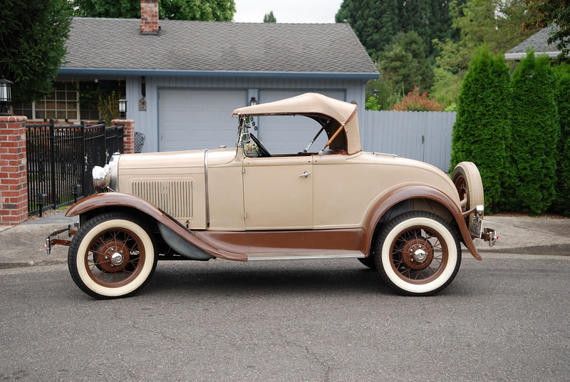 """1931 Model """"A"""" Ford<br /> <br /> <br /> <a href=""""http://www.youtube.com/watch?v=U7i9HcheVio"""">http://www.youtube.com/watch?v=U7i9HcheVio</a>"""