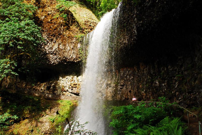 Lower  south Falls, 93 feet.