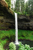 This is South Falls, it is 177 feet high.