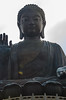 Asia's largest seated outdoor Buddha, 112-ft, 250 tons