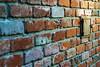 Artistic: Orange. Brick and rust