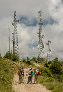 Mt Lemmon Communications Towers #2