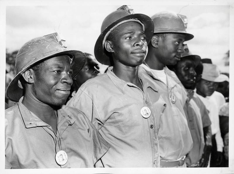Shinkolobwe, 1955