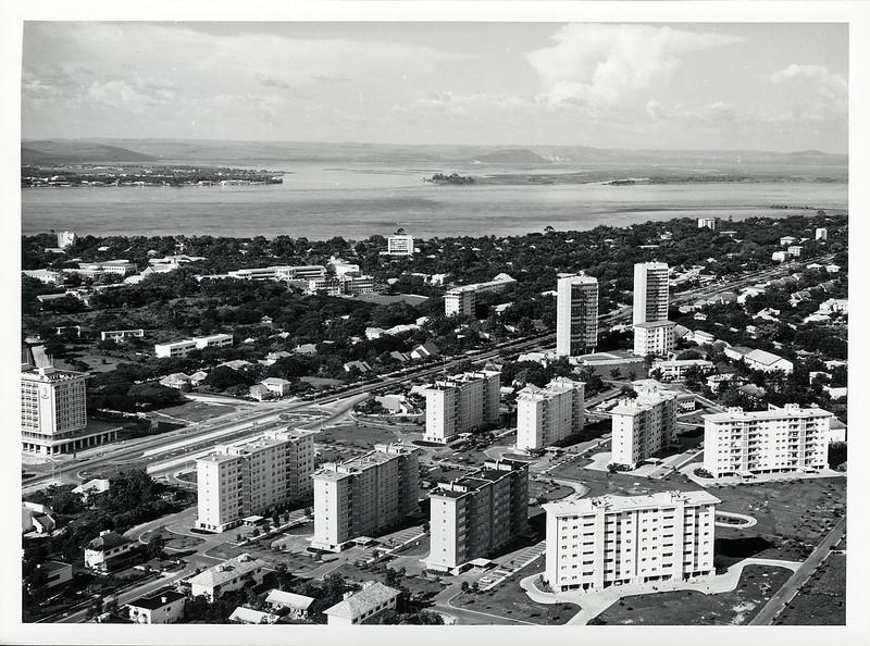Leopoldville, a modern city