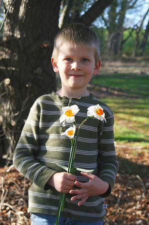 Sean in Spring