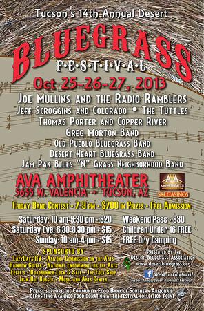 2013 Tucson Bluegrass Festival