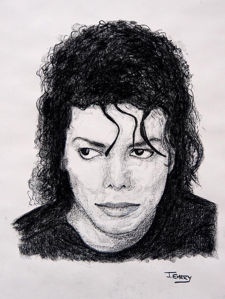 "Michael Jackson 20""x24"""