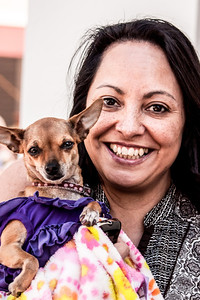 dog&woman-2