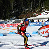 Michael Greis finishes in Whistler