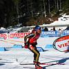 Michael Greis finishes in Whistler