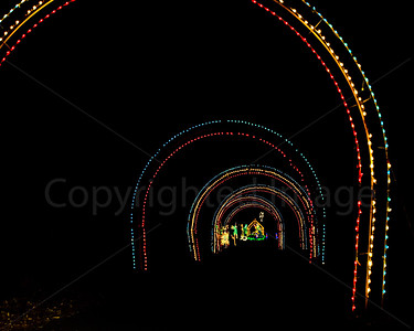 A tunnel to the manger