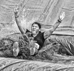 Dirty Girl Mud Run Splash