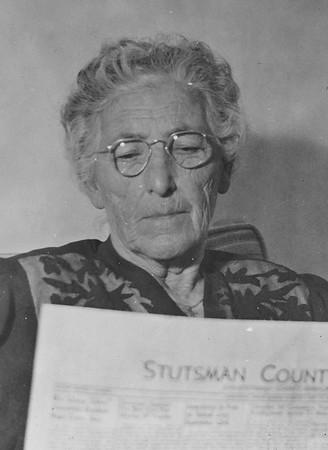Grandma Hopland.